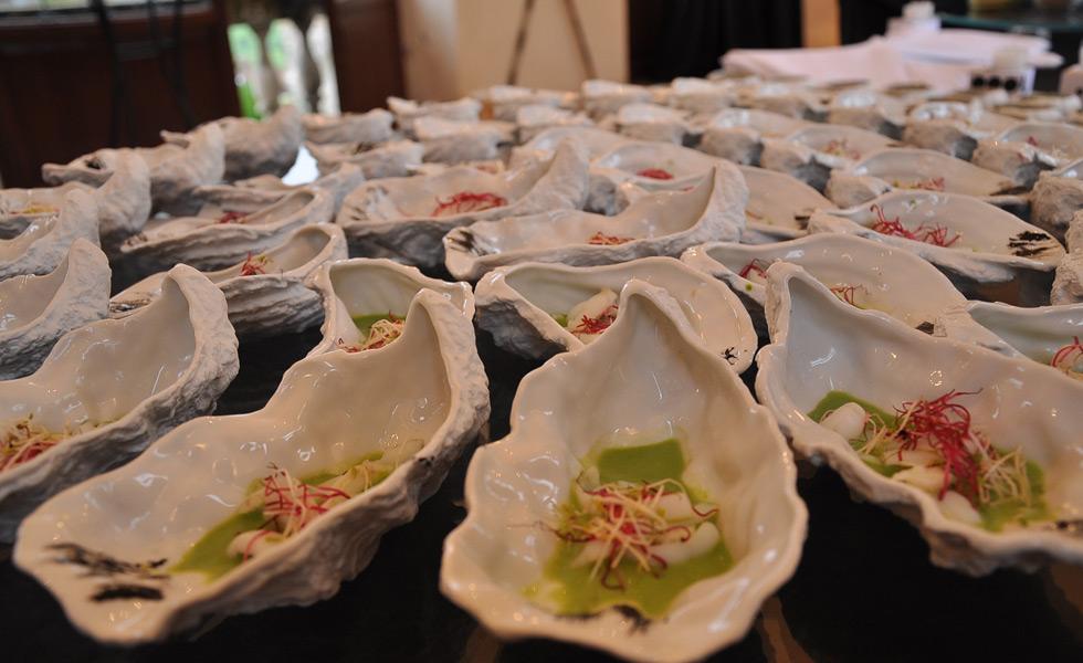 Top The American Buffet Wedding | Il Cecchini MB34